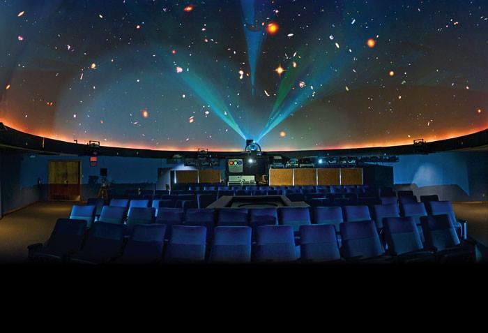 Image Gallery planetarium
